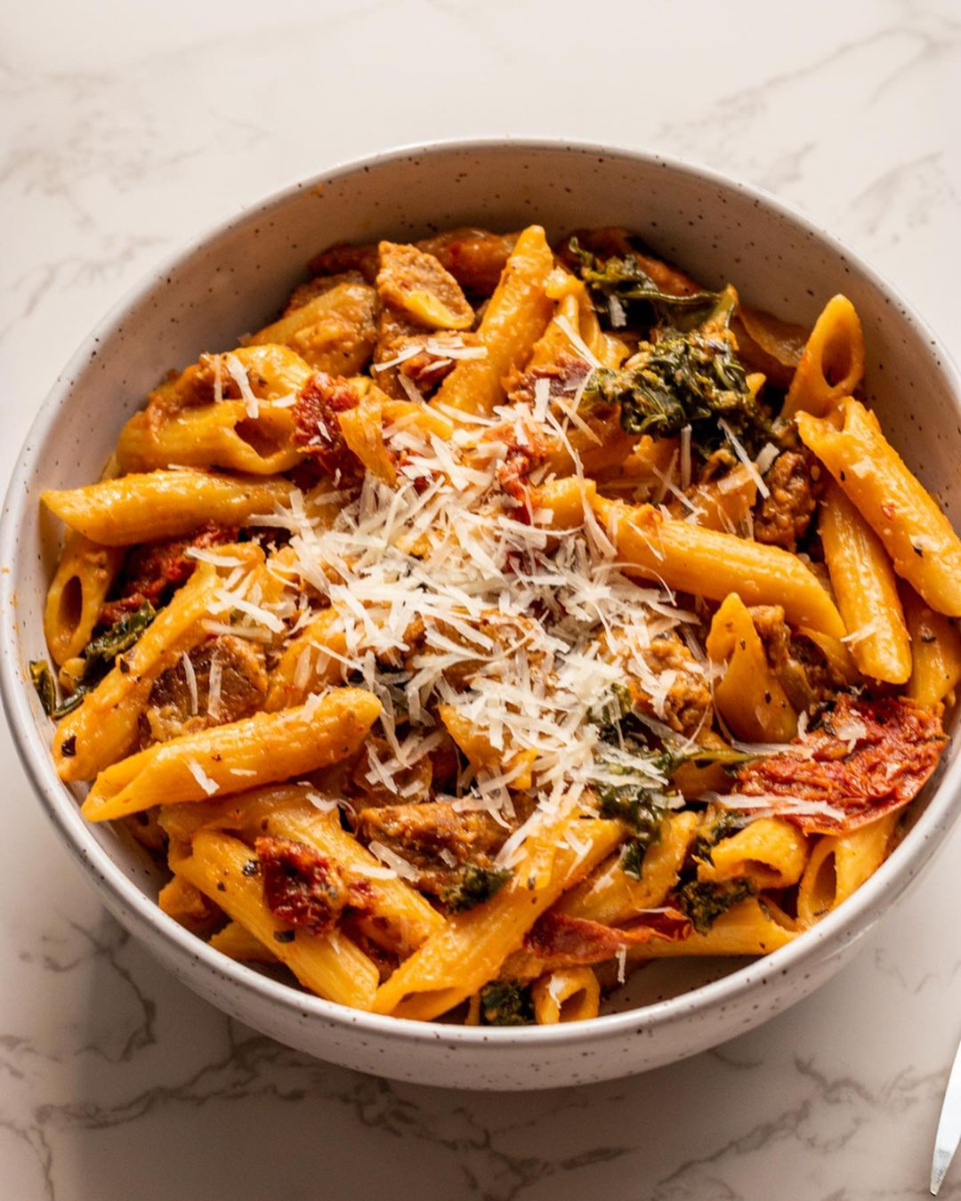 one pot sun dried tomato pasta now live on the blogt multip img aabd