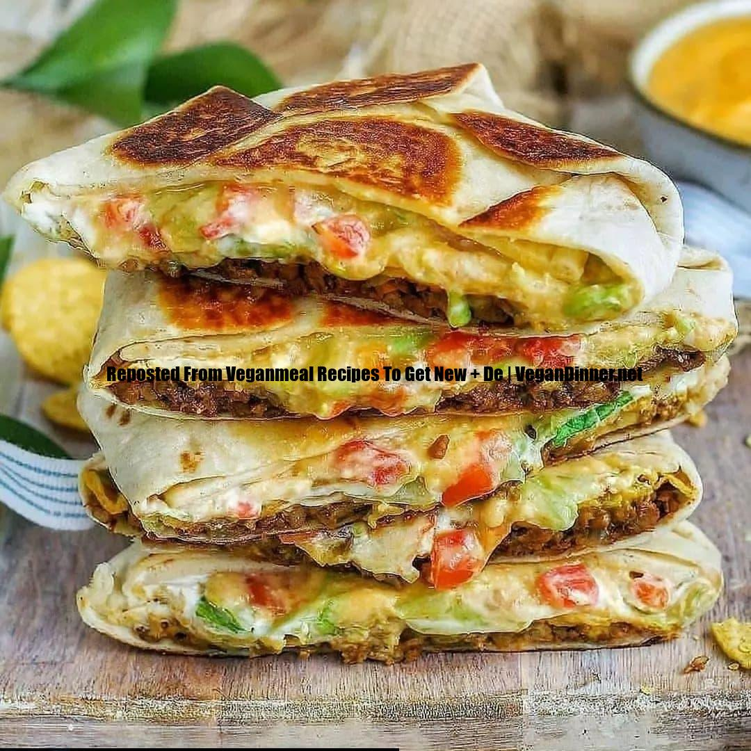 reposted from veganmeal recipes to get new + de display image ece