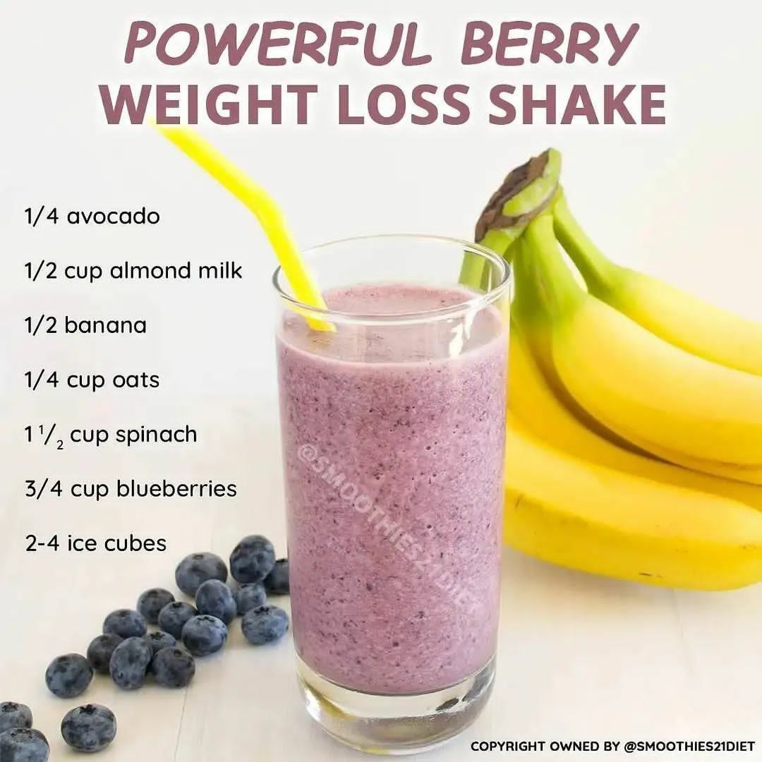 this smoothie is a superstar when it comes to weight los display image adbdc