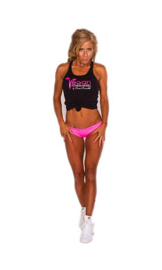 Crissi Carvalho Gallery Vegan Fitness ModelVegan Fitness Model