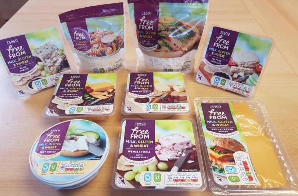 Tesco launch their own range of vegan cheese | Vegan Food ...