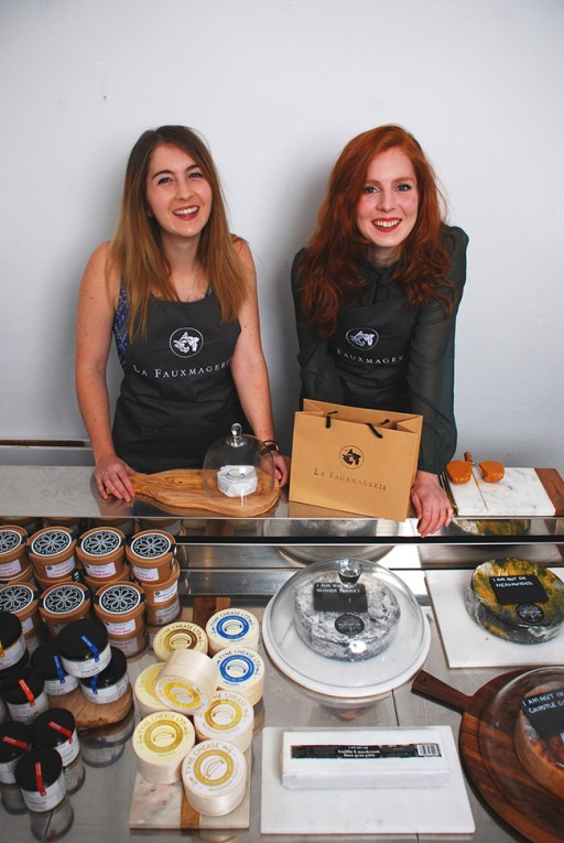 vegan cheesemonger london