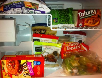 Freezer Friday