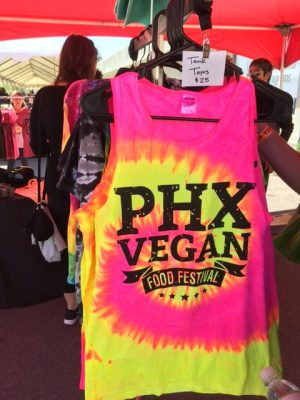 Phoenix Vegan Food Festival – Review