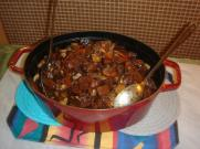 Boeuf A La Bourguignonne - The Finished Dish
