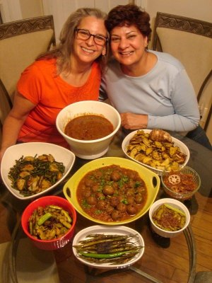 The Guru and Her Disciple – I'd like you to meet Sue
