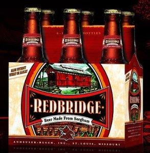 Redbridge Gluten-Free Vegan Beer - Photo from Vegans Have Superpowers