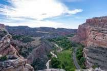 Cohan Canyon Trail