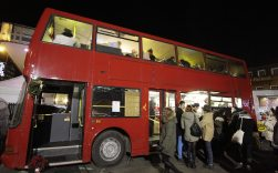 Just F.A.B. Food Bus in London