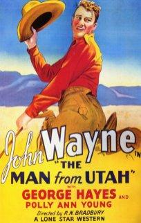 045 John Wayne poster movie