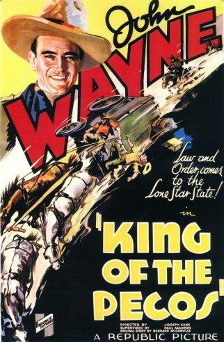 047 John Wayne poster movie