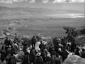 072 Brigham Youngmo la grande missione scena Owens valley