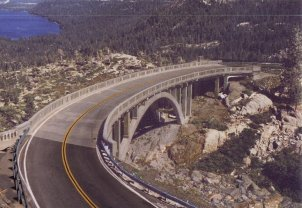 Rainbow Bridge at Donner Pass Photo by Leon Schegg