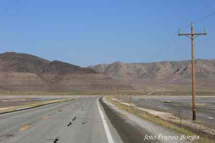 001 Nevada Us 50 trato Silver Spring Fallon