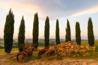 Tramonto Vad D'Orcia-51