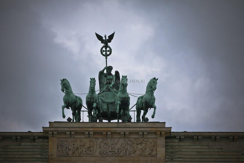 Berlin Brandenburger Tor veganinchen