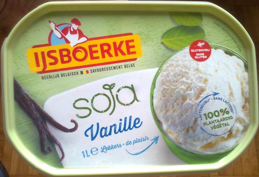 soja vanila