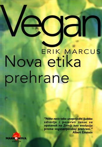 erik marcus - vegan