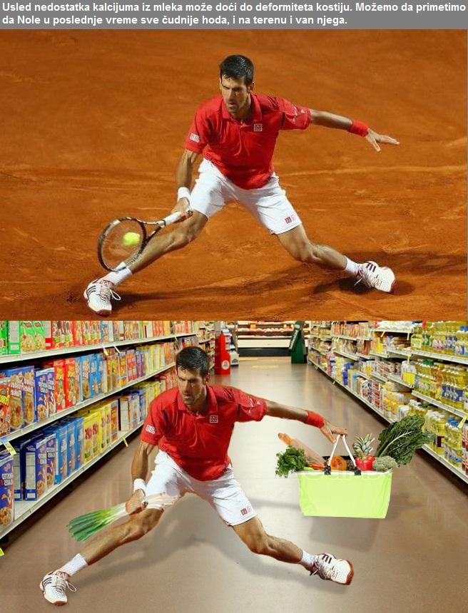 Novak Djokovic i njegova ishrana