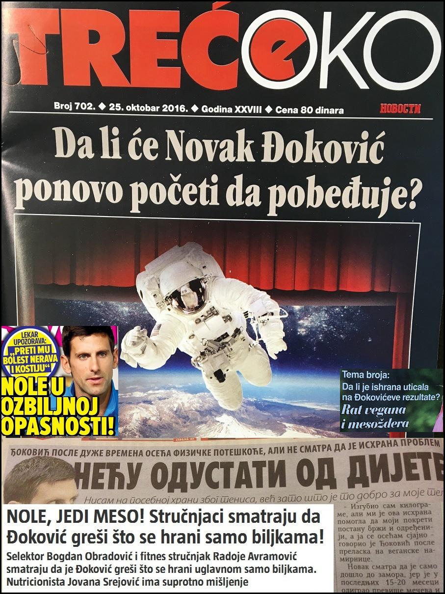 da li ce Novak Djokovic ponovo poceti da pobedjuje