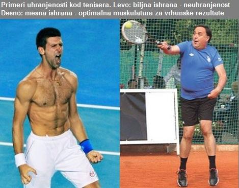Novak Djokovic na biljnoj ishrani