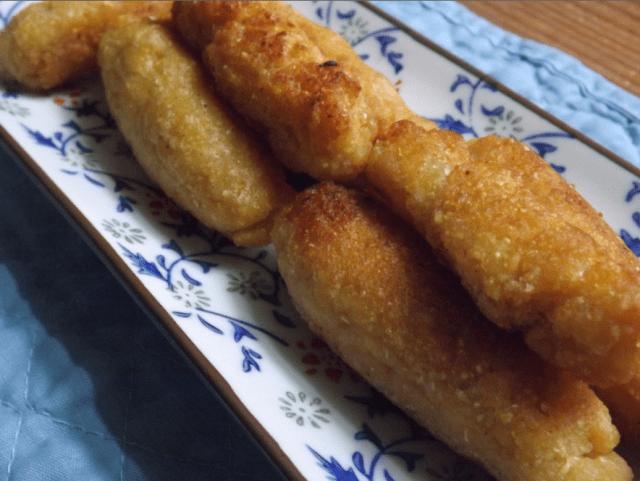 Vegan sorullitos de maiz