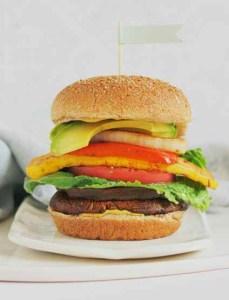 gerriesveggieburger