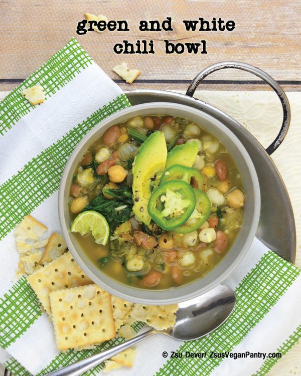 Green and White Chili Zsu's Vegan Pantry_Vegan Bowls
