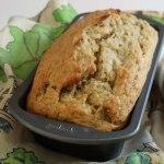 Vegan Banana Bread Recipe from the College Vegan cookbook