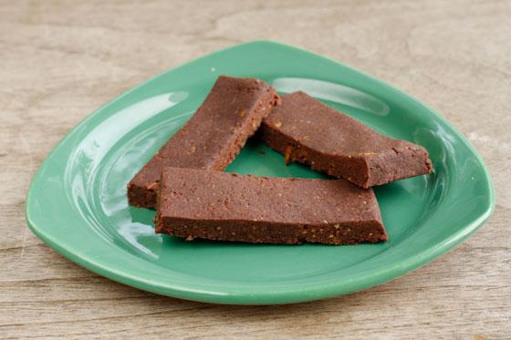 Vegan Chocolate Protein Bars