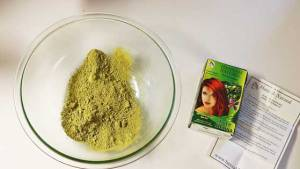 Henna Hair Dye Powder
