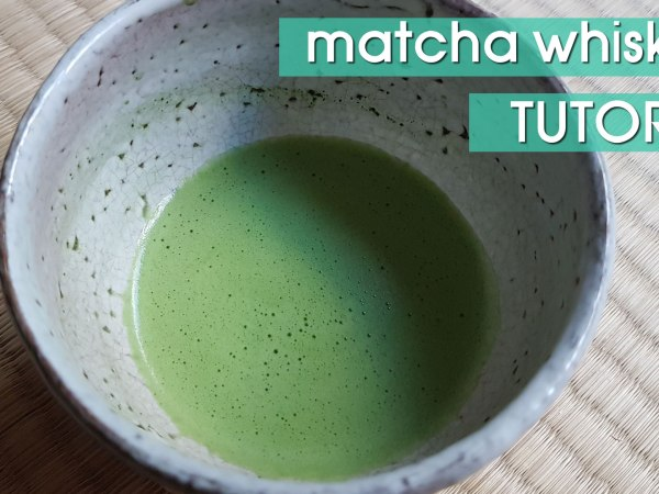 How to make matcha green tea + Q&A with moJoosh