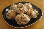Mom's Whole Wheat Biscuits