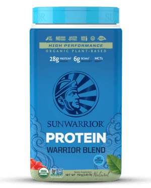 Sunwarrior warrior blend naturel