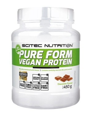 pure form vegan scitec