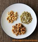 Health benefits of nuts and seeds in plant-based diet