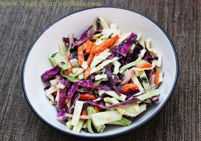 Asian slaw main