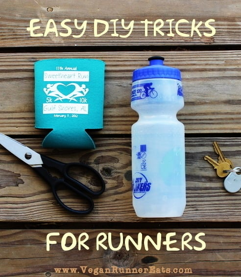 Easy DIY tricks for runners that don't cost anything