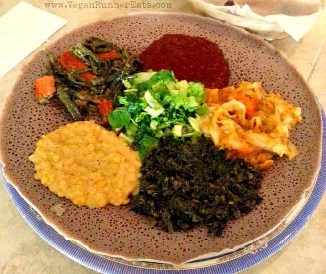 Ethiopian medley