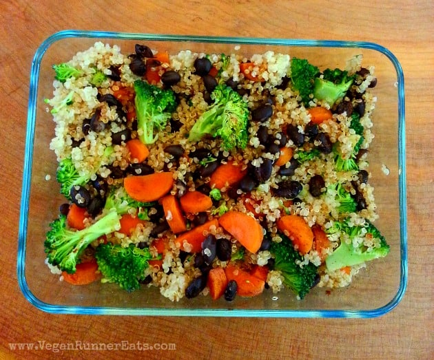 5 easy and healthy vegan office lunches vegan runner eats 5 easy and healthy vegan lunch ideas forumfinder Gallery