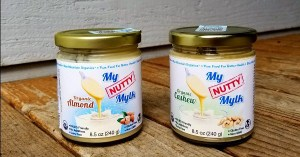 My Nutty Mylk by Blue Mountain Organics - review and giveaway