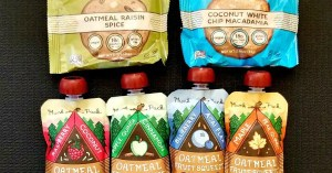 Review of vegan protein cookies and oatmeal packs by Munk Pack