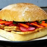 The Easiest Vegan Tofu Banh Mi Sandwich Recipe