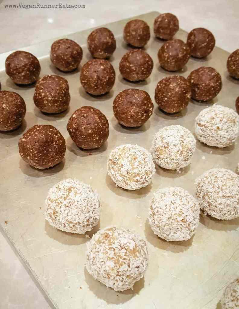 40 vegan snacks for kids: handmade energy balls