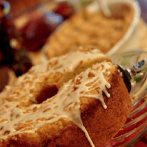 HOLIDAY RECIPE SERIES-Chef Donna's Holiday Pound Cake