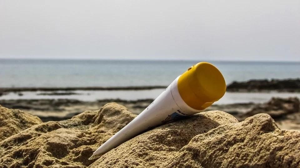 sustainable sunscreen