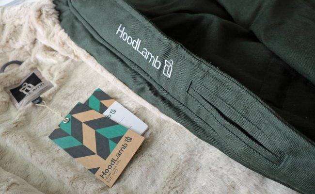 Vegan Coats That Are Warm: Hoodlamb Hemp Tailors