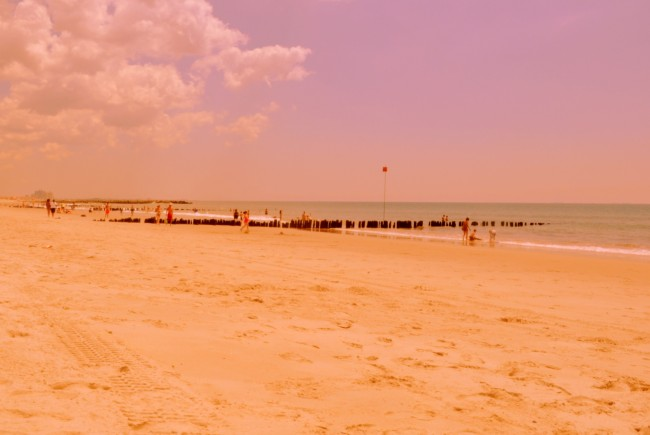 I've gone to Rockaway Beach for years…