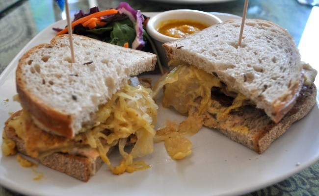 Vegan on the Jersey Shore, Part 1: Karma Cafe