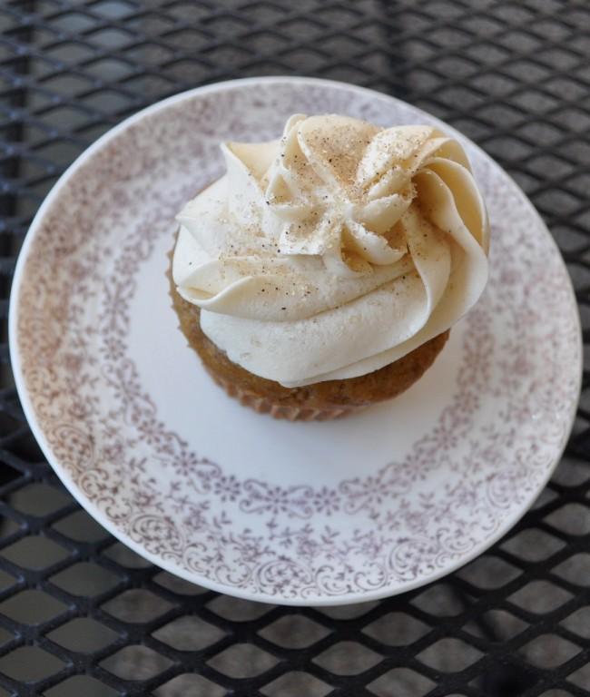 <i>Still Using Pumpkin Puree</i> Cupcakes
